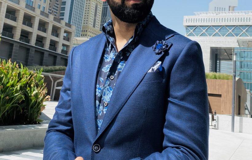 5 ways to wear a navy blazer