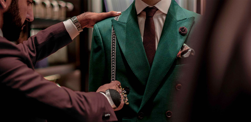 Bespoke vs Made-to-Measure vs Off-the-Rack  - What's the Difference?