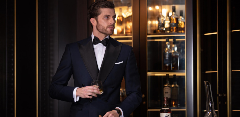 shopping for a tuxedo