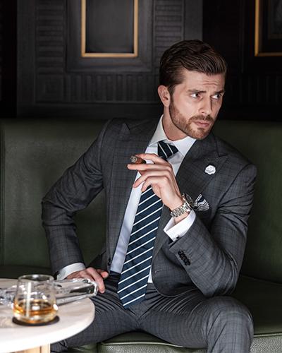A formal tie