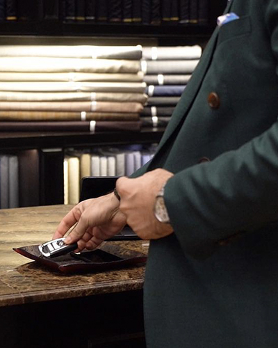 guide to increasing the lifetime of bespoke suits
