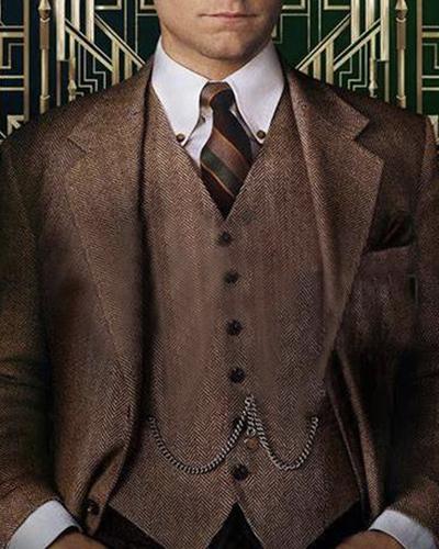 Nick Carraway (Tobey Maguire)