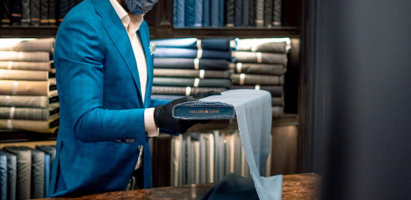 Formal Suiting Fabrics Guide