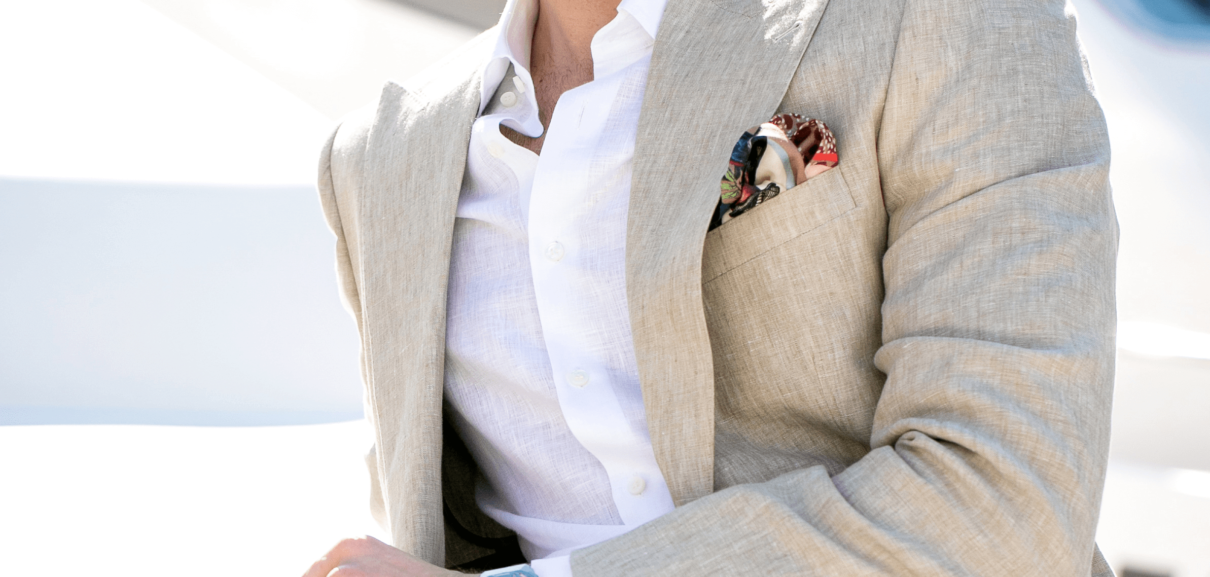 guide to linen suits