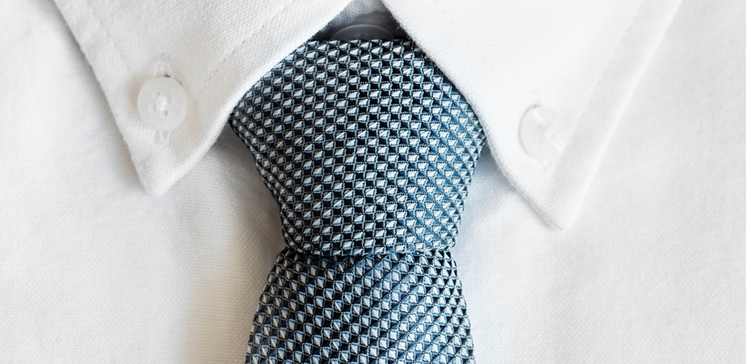 windsor knot video how to tie