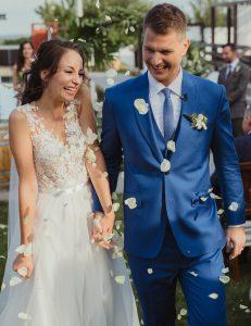 Semi-formal Weddings
